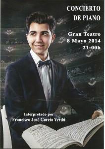 Cartel Concierto Gran Teatro Elche 001