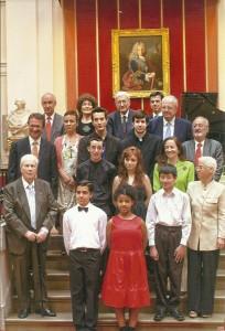 Con tribunal y premiados concurso infanta Cristina