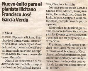 Concurso Piano Maria Herrero La Verdad 001