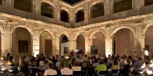 Concierto en el Palacio Ducal de Medinaceli. Soria
