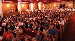 Teatro Marbella con gente