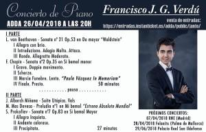 Anuncio Concierto ADDA 26-4-2018